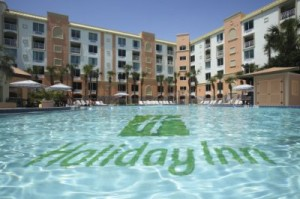 Time for a dip at the Holiday Inn Sunspree LBV pool?