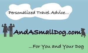 AndASmallDog Logo