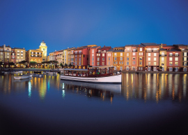 The Pet-friendly Portofino Bay Hotel, Orlando